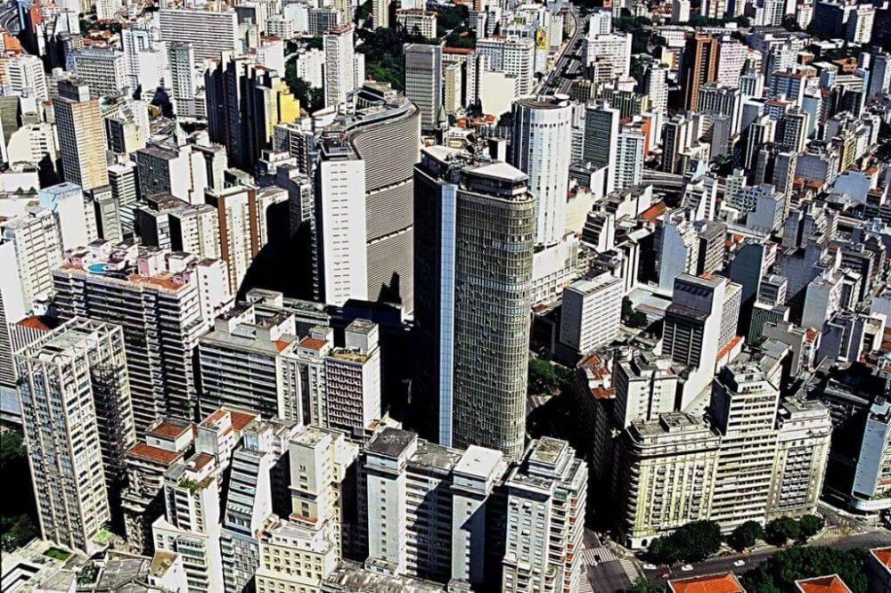São Paulo - Prédios (Agência Brasil/Arquivo)/Arquivo/Agência Brasil