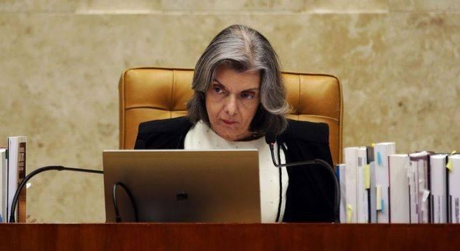 Cármen Lúcia falou em ritos do judiciário e quebra de hierarquia / Foto: Antonio Cruz/Agência Brasil