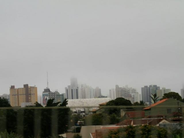 Em Campo Grande, a temperatura mínima até às 6h era de 8°C com sensação de 5°C. (Foto: Saul Schramm )