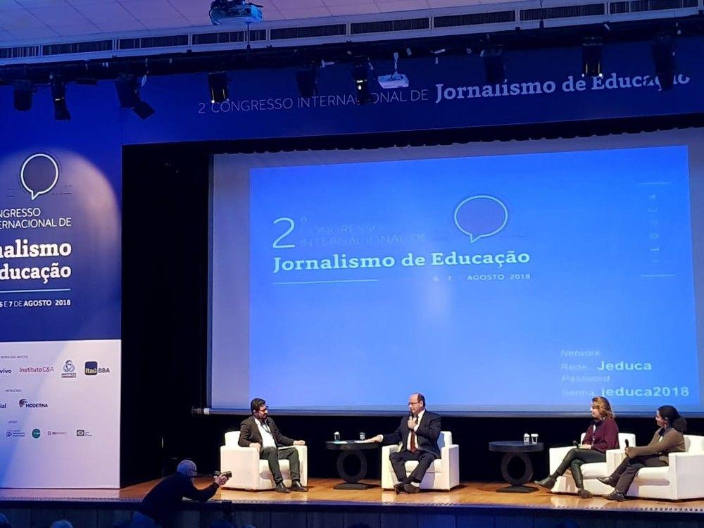 O ministro da Educação, Rossieli Soares da Silva - Crédito: (Luiza Tenente/G1)