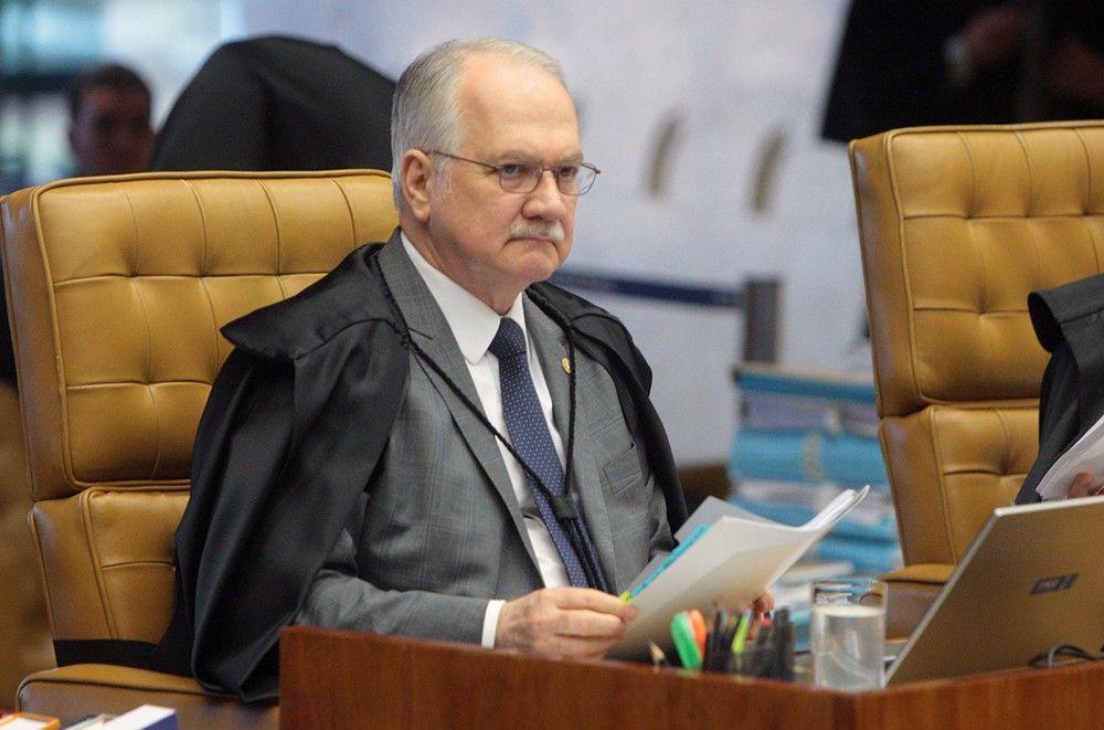 O ministro Luiz Edson Fachin, relator da Lava Jato no Supremo Tribunal Federal (STF) - Crédito: (Carlos Moura/STF)