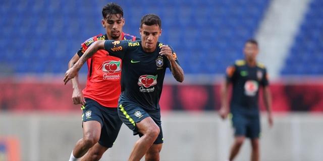 Seleção volta a treinar também nesta segunda-feira (10/9), às 16h - Crédito: Lucas Figueiredo/CBF