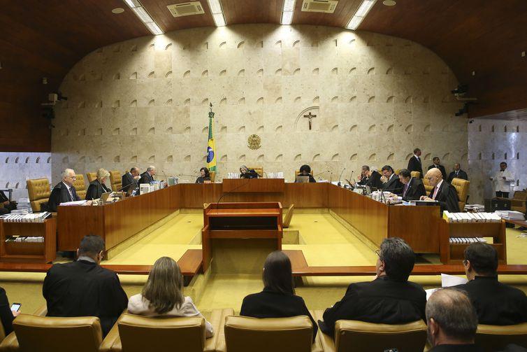 Julgamento sobre legalidade do ensino domiciliar de crianças será retomado hoje pelo Supremo Tribunal Federal - Crédito: (Antonio Cruz/Agência Brasil)