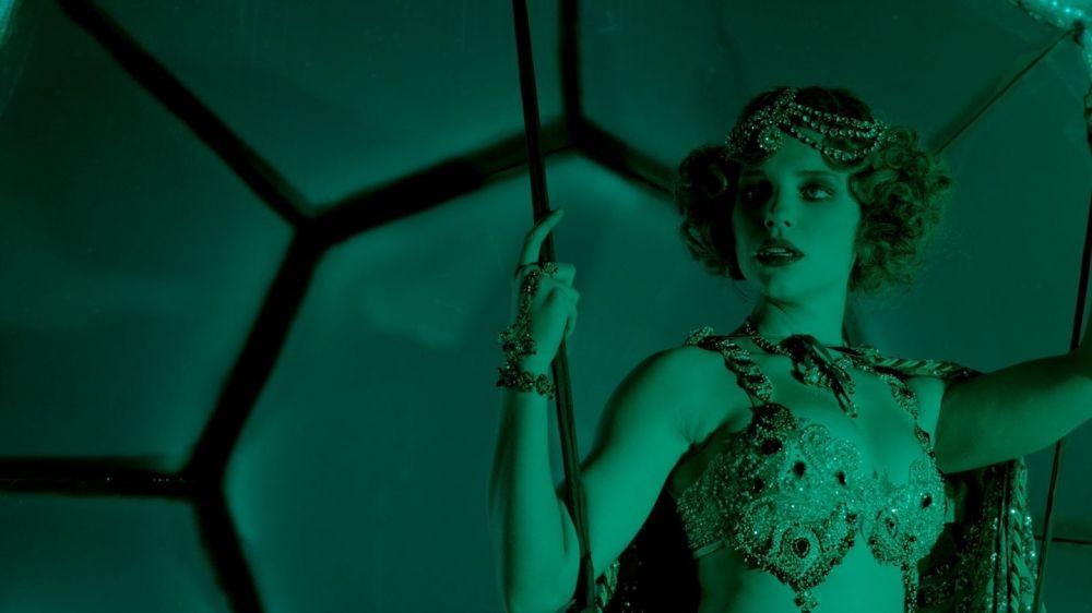 Bruna Linzmeyer em 'O Grande Circo Místico' - Crédito: (Divulgação)
