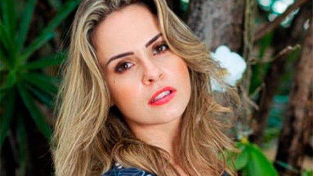 Ana Paula Renault Foto: reprodução