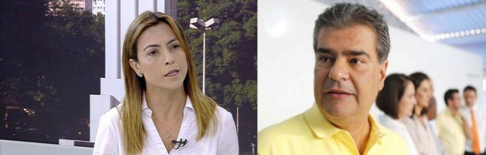 Soraya e Nelsinho foram eleitos senadores por Mato Grosso do Sul (Foto: Reprodução)