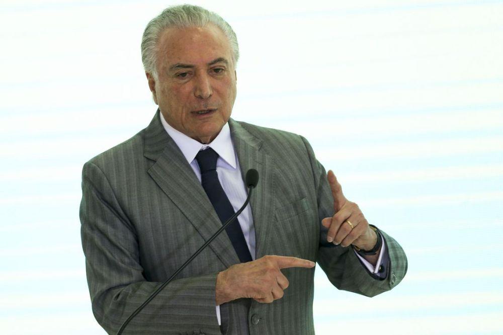 Presidente defende Reforma da Previdência e direitos constitucionais- fFoto: Agência Brasil