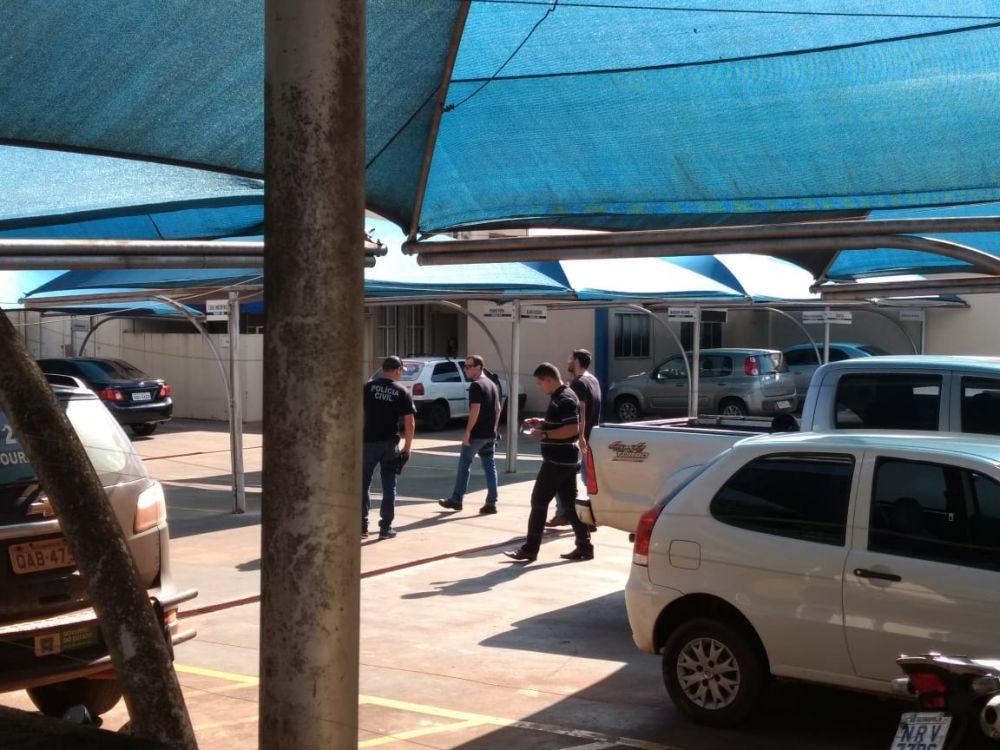 Ação acontece na Câmara de Dourados - Crédito: Gizele Almeida/Dourados News
