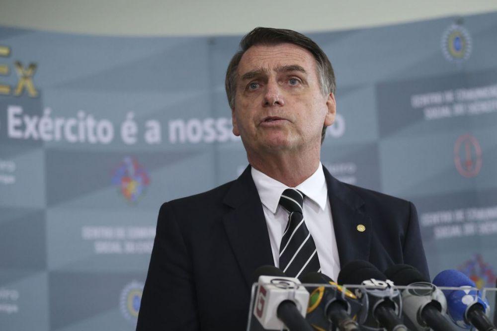 Presidente eleito, Jair Bolsonaro - Crédito: José Cruz/Agência Brasil