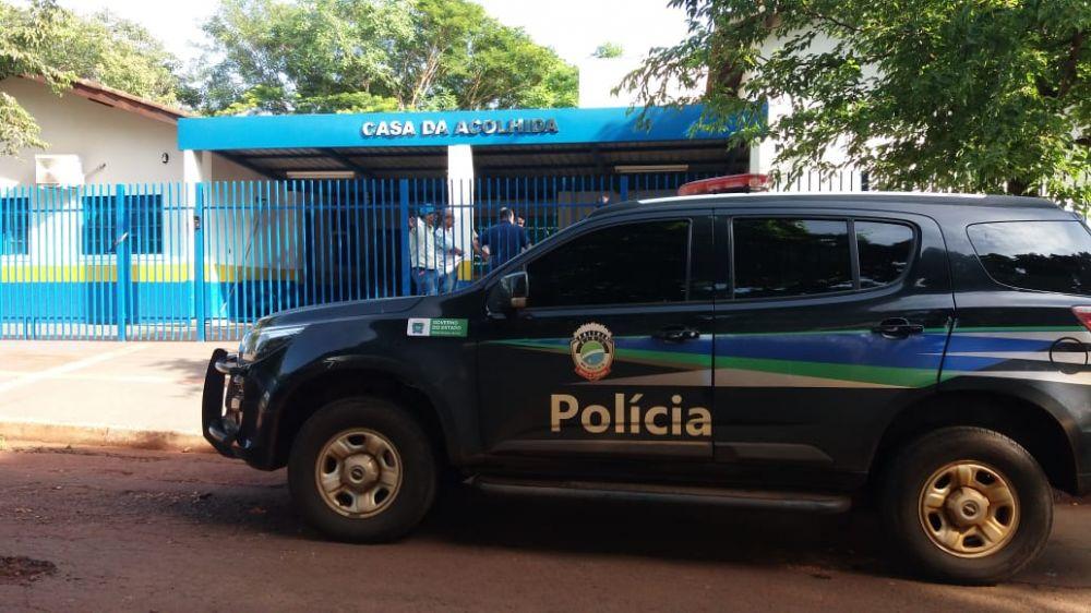 Corpo foi encontrado na segunda-feira - Crédito: Osvaldo Duarte/Dourados News