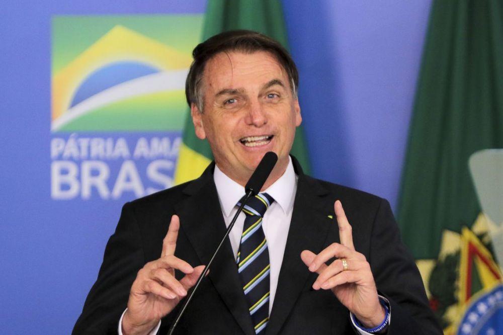 Jair Bolsonaro - Crédito: Wilson Dias/Agência Brasil