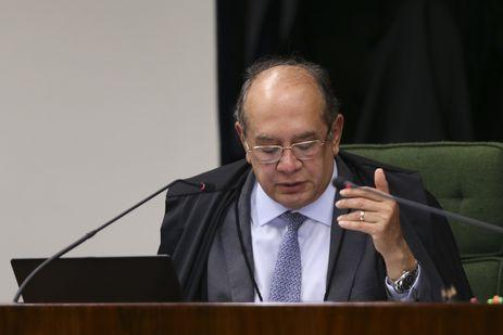 Ministro do STF Gilmar Mendes anunciou que julgamento de habeas corpus da defesa de Lula deve entrar na pauta do dia 25 - Crédito: Arquivo/Agência Brasil