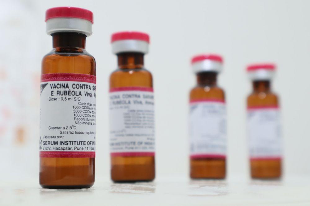 Todas as Unidades Básicas de Saúde recebem nesta terça reforço de doses de vacina de sarampo em Dourados - Crédito: A. Frota