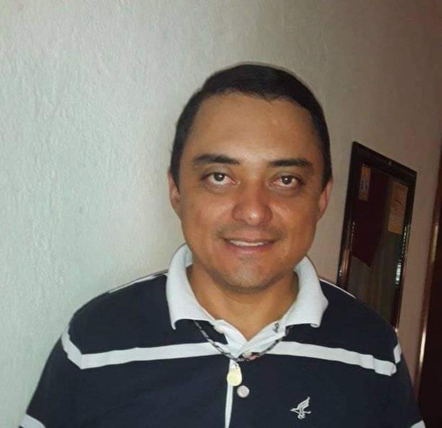 José Aparecido, 39 anos - Crédito: Cedida pela família