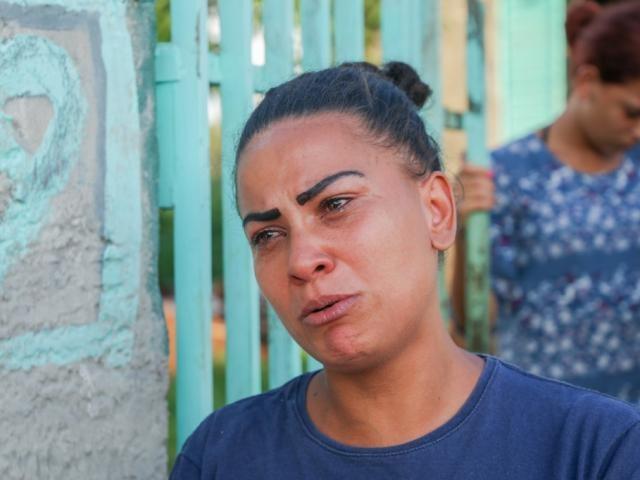 Elenilda Carvalho Moreira é mãe da pequena Eloá - Crédito: (Paulo Francis)