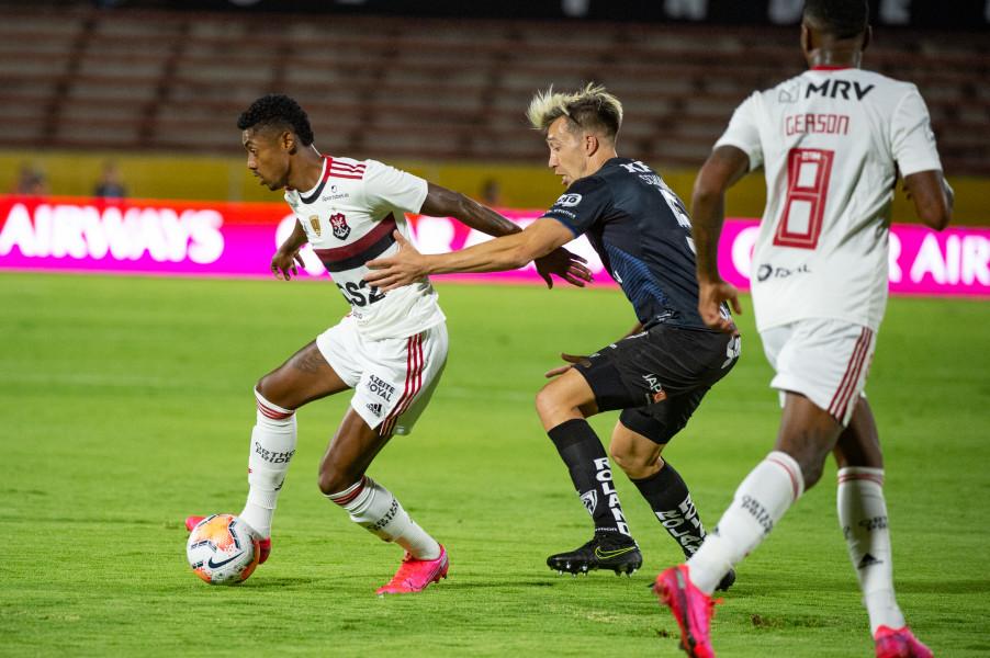 Flamengo e Independiente del Valle decidem a Recopa Sul-Americana nesta quarta-feira - Crédito: Alexandre Vidal/Flamengo